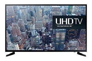 Die Besten 4K Fernseher - Samsung UE55JU6050 55″ 4K Ultra HD Smart TV