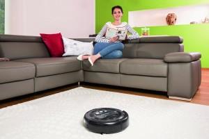 Die Besten Roboter Staubsauger - Vileda Cleaning Robot