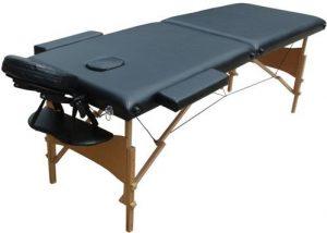 Die Besten Massageliegen - D&S 2 Zonen Massageliege