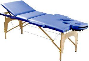 Die Besten Massageliegen - SportPlus SP-MAS-001-K