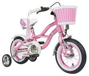 Die Besten Kinderfahrräder - Bikestar 12er Deluxe Cruiser Pink