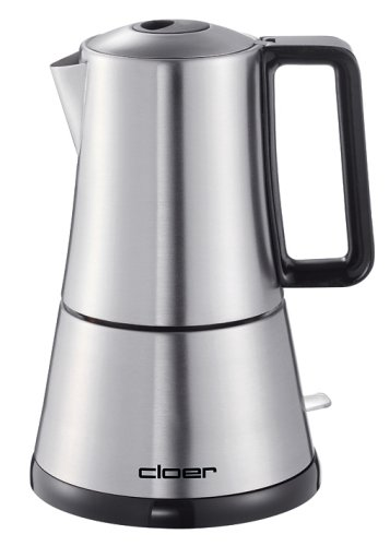Die Besten Espressomaschinen - Cloer 5928 Espressokocher