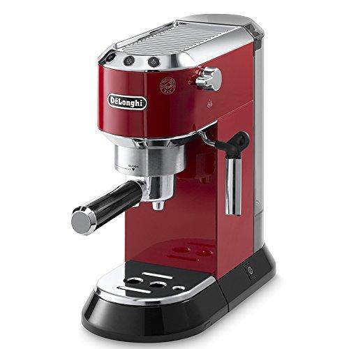 Espressomaschinen test - DeLonghi EC 680.R Dedica