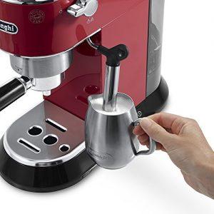 Die Besten Espressomaschinen - DeLonghi EC 680.R Dedica