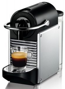 Espressomaschinen test - DeLonghi Nespresso Pixie