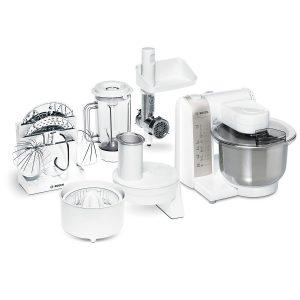 Die Besten Küchenmaschinen - Bosch MUM4880 Küchenmaschine