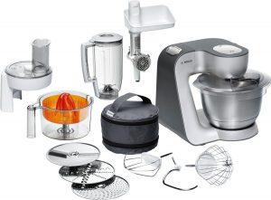 Küchenmaschinen test - Bosch MUM56340 Küchenmaschine