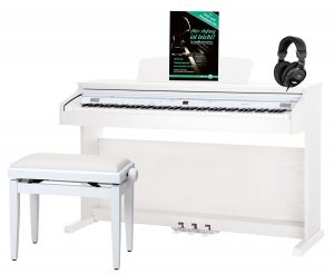 Die Besten Digital Pianos - Classic Cantabile DP-50 WM E-Piano