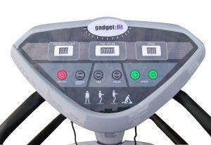 Die Besten Vibrationsgeräte - GADGET:FIT Power Vibrationsgerät