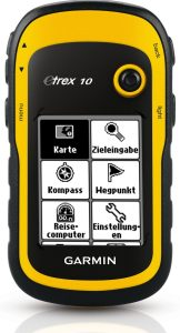 Die Besten GPS Geräte - Garmin eTrex 10