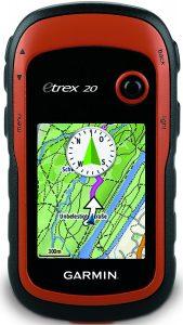Die Besten GPS Geräte - Garmin eTrex 20