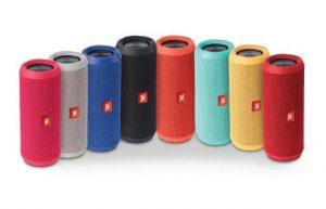 Tragbare Lautsprecher Test - JBL Flip 3 Tragbarer Bluetooth Lautsprecher