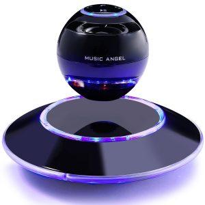 Die Besten Tragbaren Lautsprecher - MUSIC ANGEL freischwebender Lautsprecher