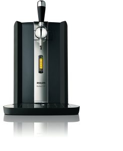Die Besten Bierzapfanlagen - Philips HD3620/25 Perfect Draft Bierzapfanlage