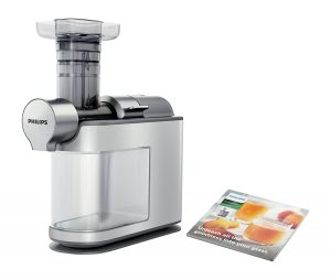 Entsafter Test - Philips HR1945/80 Slow Juicer