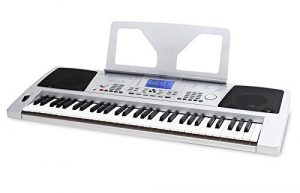Die Besten Digital Pianos - Schubert Sub61S Keyboard