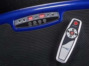 Die Besten Vibrationsgeräte - Skandika Home Vibration Plate 600