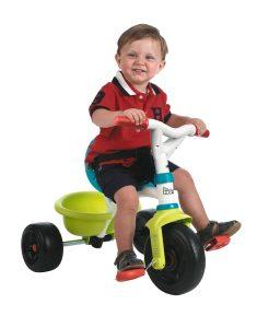 Die Besten Dreiräder - Smoby Be Move Komfort Pop Dreirad