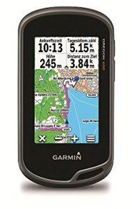Die Besten GPS Geräte - Garmin Oregon 600