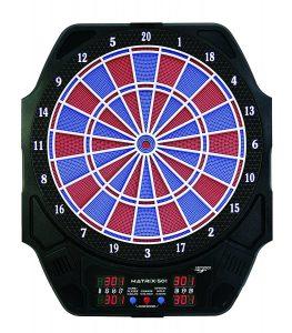 Der Testsieger - Carromco Electronisches Dart Matrix 501