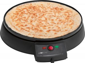 Crepes Maker Test - Clatronic CM 3372 Crepemaker
