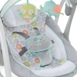 Die Besten Babyschaukeln - Ingenuity 10247 Hugs & Hoots
