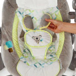 Die Besten Babyschaukeln - Ingenuity 60378 ConvertMe Brighton