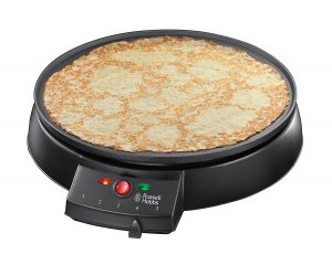 Crepes Maker test - Russell Hobbs 20920-56 Fiesta