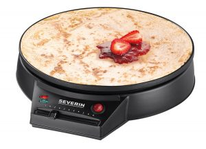Crepes Maker Test - Severin CM 2198 Crepes Maker