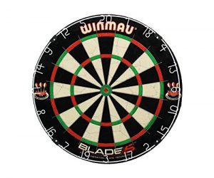 Bestes Preis-Leistungsverhältnis - Winmau Blade 5 Dartboard