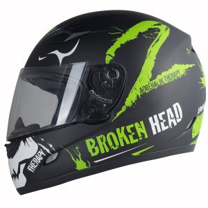 Motorradhelme Test - Broken Head Adrenalin Therapy II