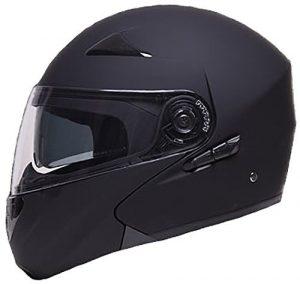 Motorradhelme Test - RALLOX 109 Klapphelm