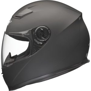 Bester Preis - Shox Sniper Solid Motorradhelm