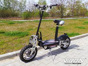 Bestes Preis-Leistungsverhältnis - Viron V.7 Elektro Scooter