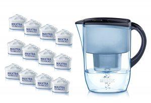 Der Testsieger - Brita Wasserfilter Jahrespaket Fjord Cool