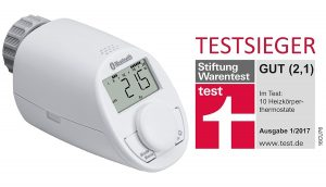 Bestes Preis-Leistungsverhältnis - Eqiva Bluetooth Smart Heizkörperthermostat