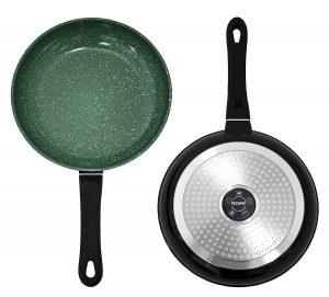 Bestes Preis-Leistungsverhältnis - Kopf Pfanne Emerald