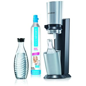 Beste Leistung - SodaStream Wassersprudler-Set Crystal