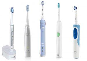 Elektrische Zahnbürsten Vergleich - Testbericht & Bewertung