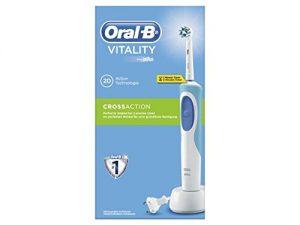 Bester Preis - Oral-B Vitality CrossAction Elektrische Zahnbürste