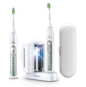 Der Testsieger - Philips Sonicare FlexCare+ Elektrische Zahnbürste mit Schalltechnologie HX6972/35
