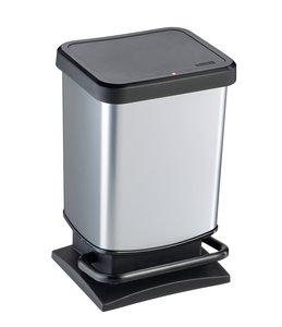 Bestes Preis-Leistungsverhältnis -Rotho Mülleimer Paso 20 Liter Geruchsdicht