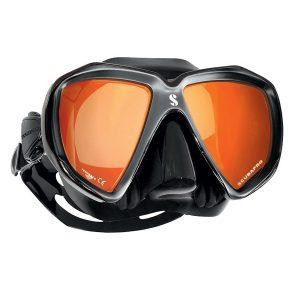 Der Testsieger -SCUBAPRO Spectra Maske