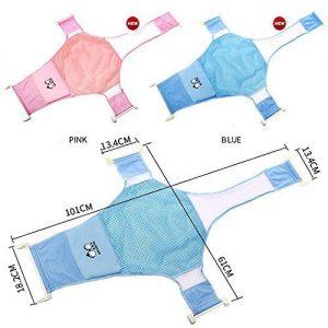 Bester Preis -StillCool Schätzchen Sicherheitsbadesitz für Babybadewannen