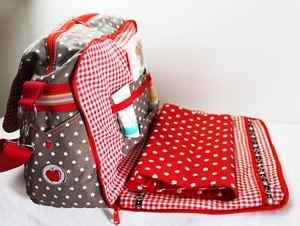 Wickeltasche Test - Vergleich der besten Wickeltaschen