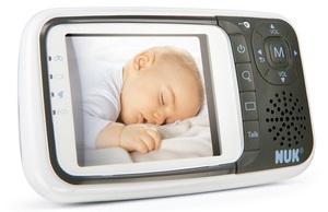 Der Testsieger -NUK Video-Babyphone Eco Control+ Video