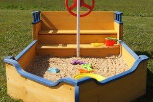 Beste Leistung -Merschbrock Trade Sandkasten Boot