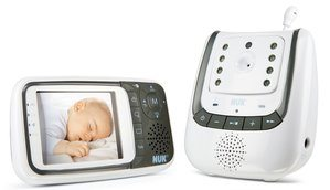 Der Testsieger - NUK Video-Babyphone Eco Control+ Video