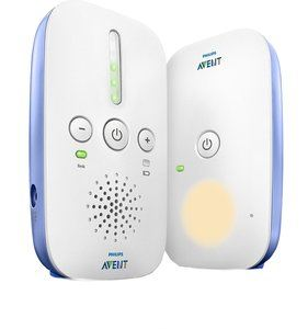 Bestes Preis-Leistungsverhältnis -Philips Avent SCD501/00 DECT Babyphone