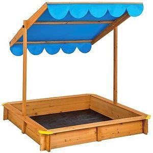Bestes Preis-Leistungsverhältnis -Pro-Manufactur Sandkasten mit Dach